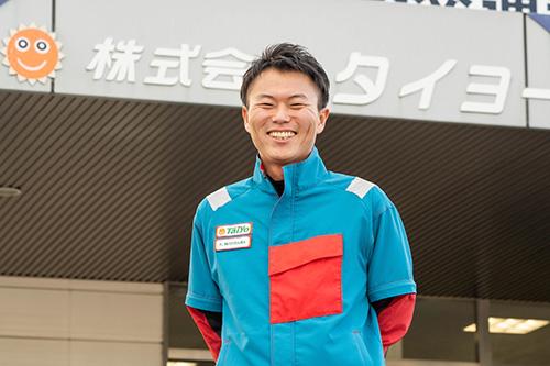 株式会社タイヨー代表 元山