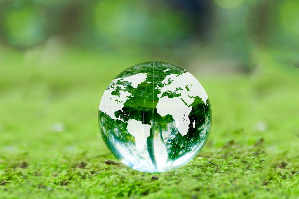 地球のモチーフ